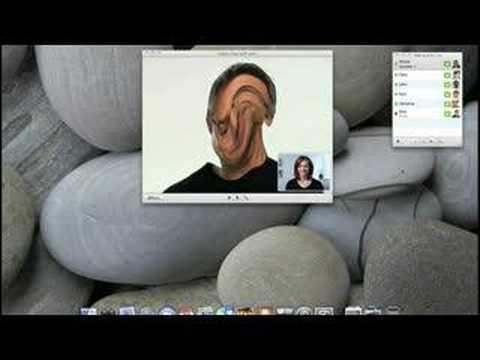 Mac OS X - iChat