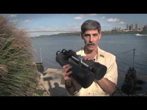 Hands-On: CELESTRON SKYMASTER 25x100 Binoculars for Sky-Watching