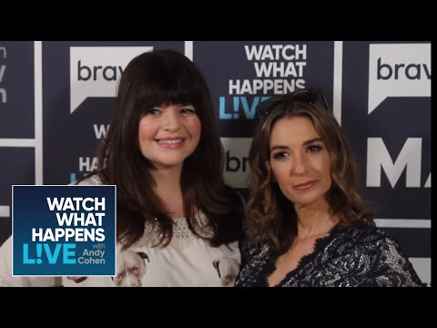 Casey Wilson and Danielle Schneider Tried To Steal Lisa Rinna's Bunny!  Behind the s  WWHL
