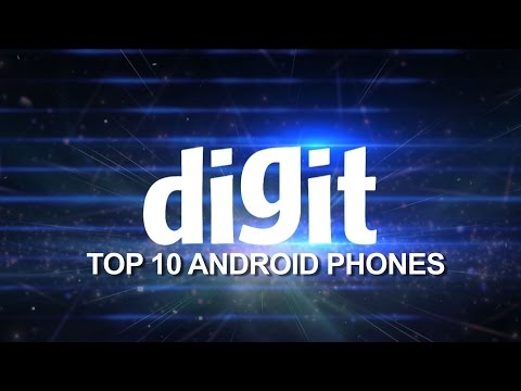 Top 10 Android Phones in 50 seconds (As of November 2015)