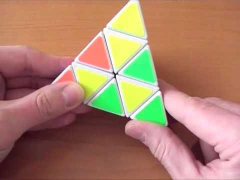 Как собрать Пирамидку