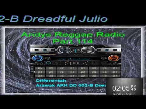 Andys Reggae Radio-Part 114