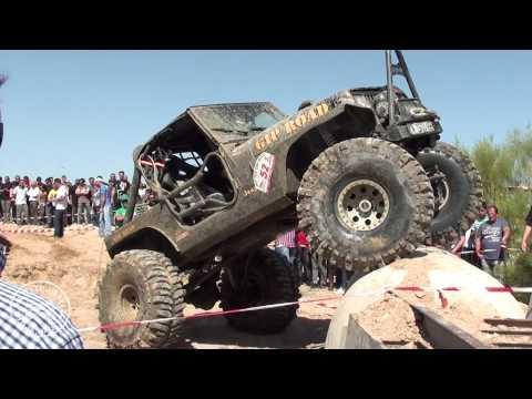 Trial de Casarrubios del Monte 2011 (Jeep Wrangler GIP Road 2)
