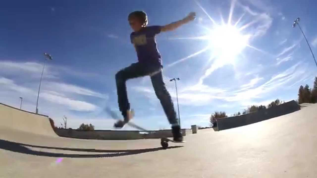 The First 10 Tricks You Should Learn on a Skateboard ...