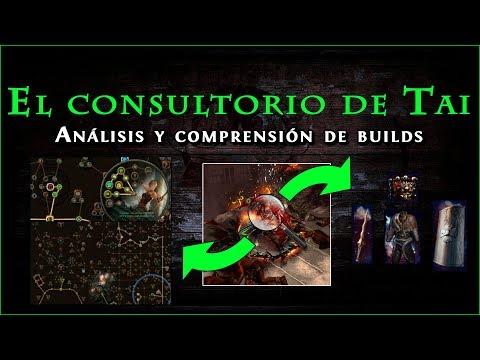 Path Of Exile || El Consultorio De Tai #3 [Analizando Build Chieftain & Deadeye]