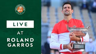 Live at Roland-Garros #15 - Daily Show   Roland-Garros 2021
