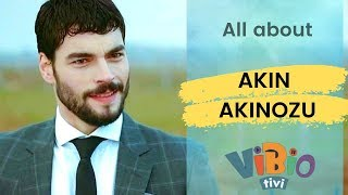 "Akin Akinozu ❖ ""All about Akin Akinozu"" ❖ ViBio tivi feature  ❖  English ❖  2019"