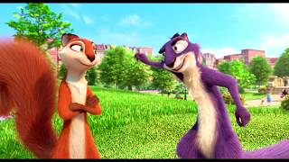 """Everybody Get Nuts"" from The Nut Job 2 Soundtrack - Luke Edgemon"