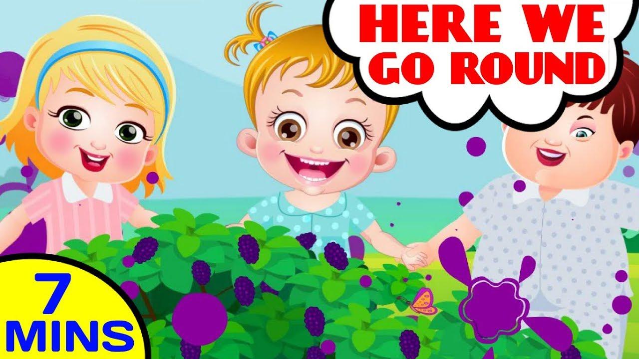 Nursery Rhymes By Baby