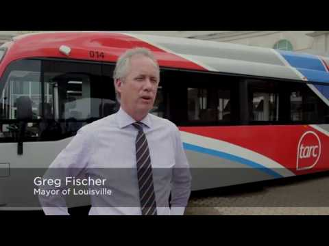 Transit Authority Of River City, Louisville, Debuts New Proterra Battery-Electric Buses