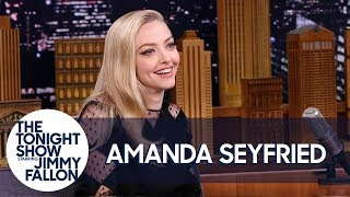 Amanda Seyfried Made Cher Think She Can't Sit and Talk with Her