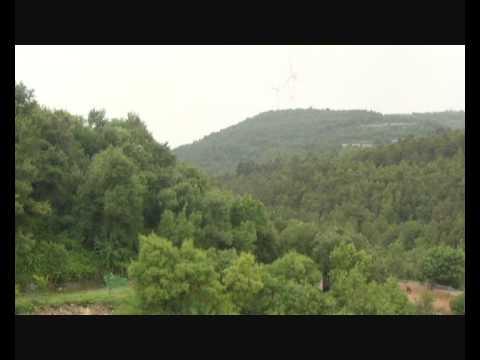 Pluja al Fonoll. 4 juny 2011