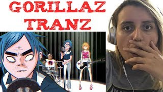 Gorillaz - Tranz (Official Music Video) Reaction