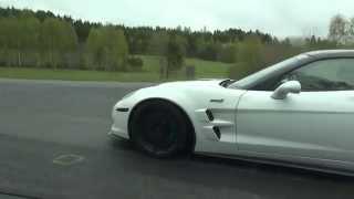corvette zr1 vs hgp vw golf vi r 3 6 bi turbo