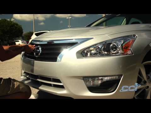 CCI Accessories Upgrades 2013 Nissan Altima