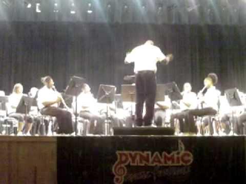 Manning Junior High School Concert Band