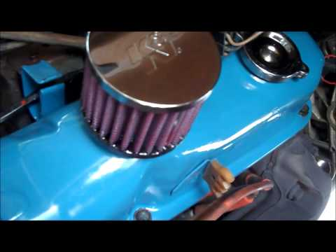1978 Dodge RV Restore #2 - Valve Covers & Ignition