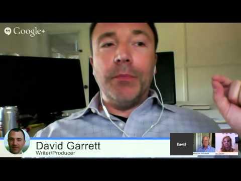Breaking Into Hollywood:  Special Guest:  David Garrett