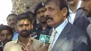 DCO Sukkur Held Operation Islamia Collage Sukkur areas encroachment  (Imran malik Report)