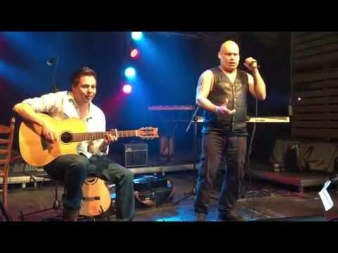 The Trooper (Iron Maiden) Acoustic - Blaze Bayley & Thomas Zwijsen