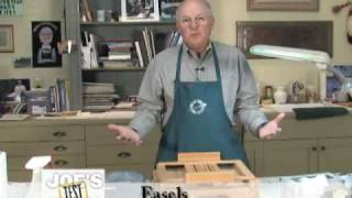 Table Top Easel : Cheap Joe's Product Demonstration