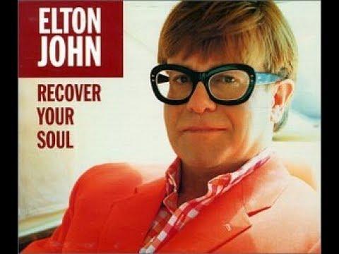 Elton John - Recover Your Soul (single remix) (1997) With Lyrics!