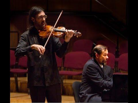 Strauss - Violin Sonata - Leonidas Kavakos and Enrico Pace - Live - 2008