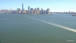 EarthCam Live: Statue of Liberty NYC Harbor Cam