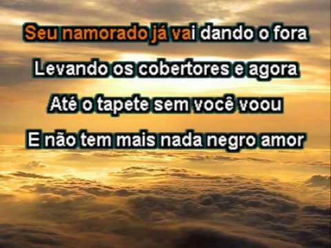 Karaoke : Zé Ramalho Negro amor