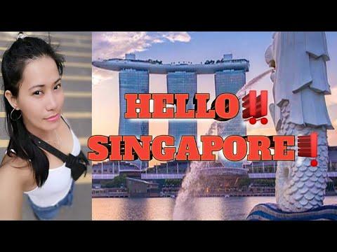HELLO GUYS! HELLO SINGAPORE!