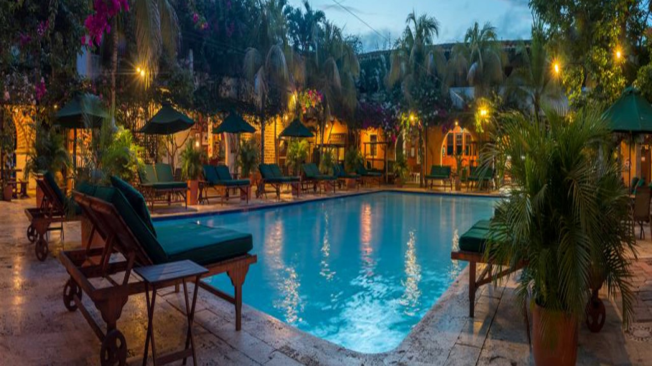 Hotel Mariscal Robledo Santa Fe De Antioquia Colombia