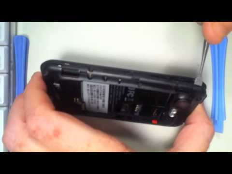 HTC Droid Incredible 2 Teardown-Repair-Disassembly-Replacement