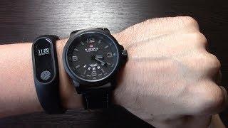 Недорогие японские кварцевые часы из Китая. Стильные часы с Gearbest.