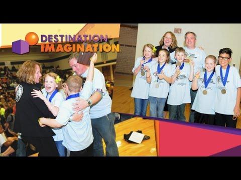 Destination Imagination encouraging and fostering 21st century skills at Riojas Elementary School