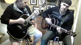 Midnight Confessions  The Grass Roots cover by the miller Brothers