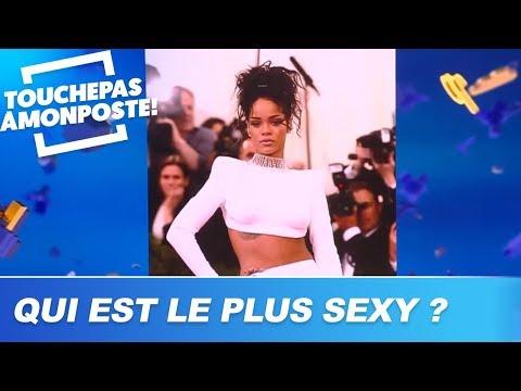 Beyoncé, Rihanna... Les chanteuses les plus sexy selon les chroniqueurs