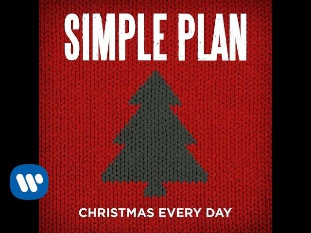 christmas every day simple plan lyric video youtube - Simple Plan Christmas Song