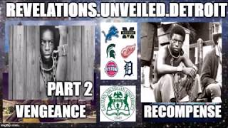 Vengeance & Recompense  2...Spiritual #REPARATIONS