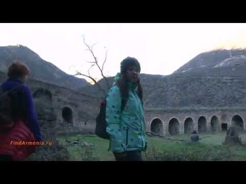 Новогодний тур по Армении. Зимние походы (часть 1)