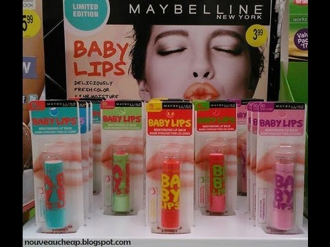 baby lips limited edition melon mania