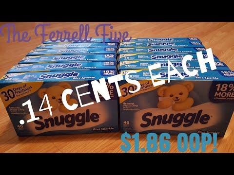 FREE Snuggle!! Dollar General Digital Coupon Expires 7/29/17