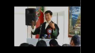Sikyong Dr. Lobsang Sangay's Talk at 10th Founding Anniversary of TCC