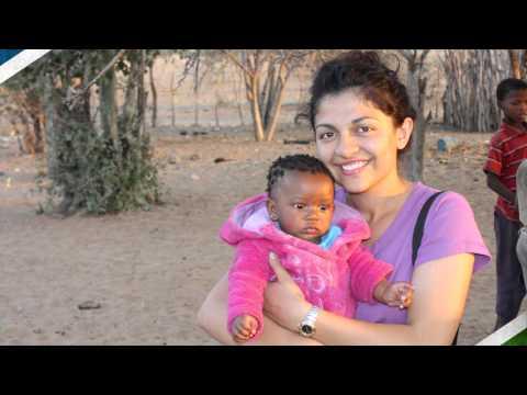 Misiune în Namibia