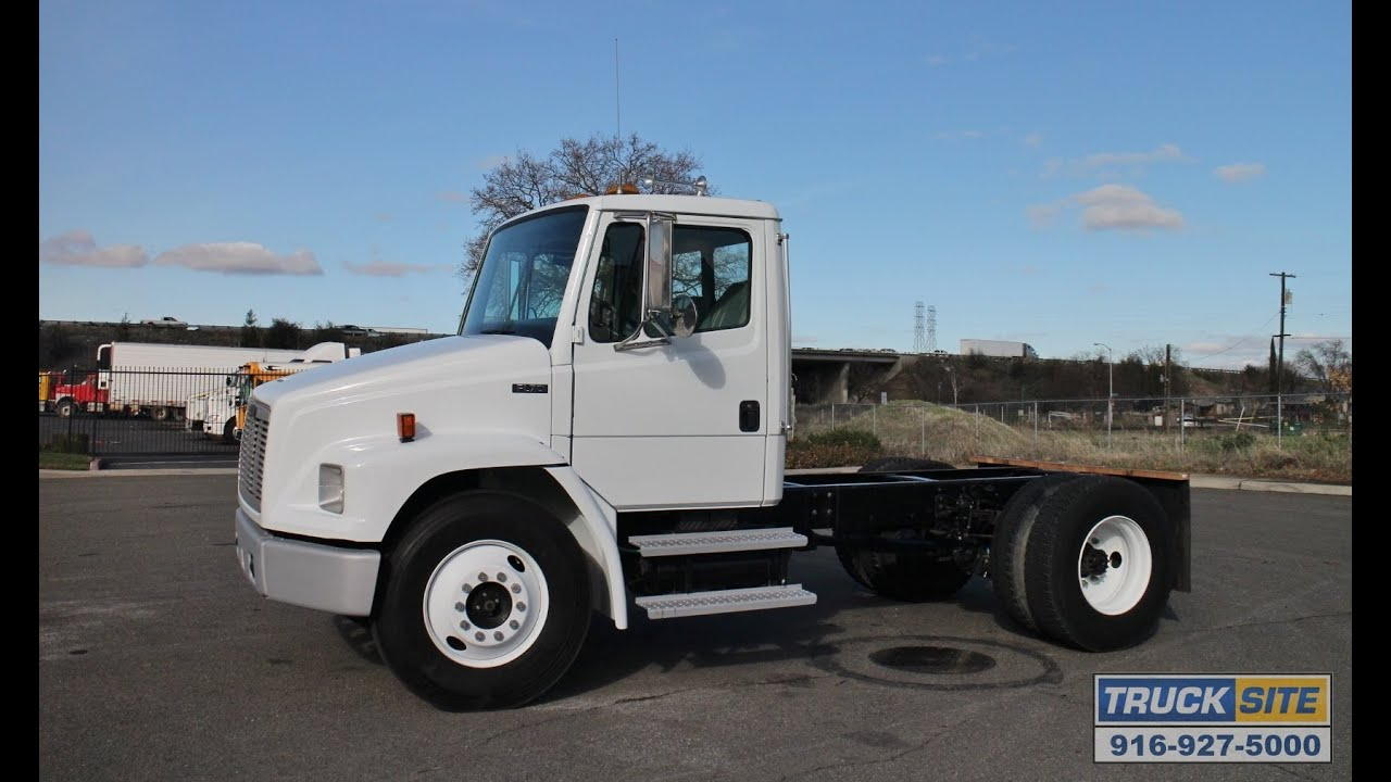 1996 Freightliner FL70 Cab & Chassis for sale by Truck Site