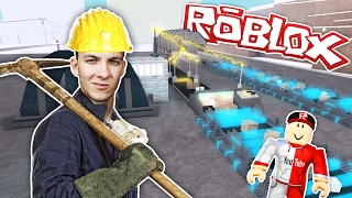 ROBLOX #12: Simulator MINER?! | HouseBox