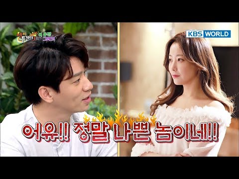 KimHeeseon got jealous when SangHoon&TaeIm had an affair in the drama?[Happy Together/2017.10.19]