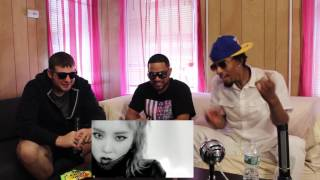 4MINUTE - 미쳐(Crazy) Ka$e x DaDa x Justin REACTION!!!