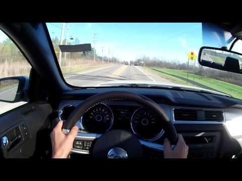 2014 Ford Mustang V6 (Manual) - WR TV POV Test Drive