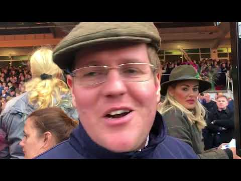 Star Sports Bookmakers on course at the Cheltenham Festival 2018. Day Three Thursday 15 March
