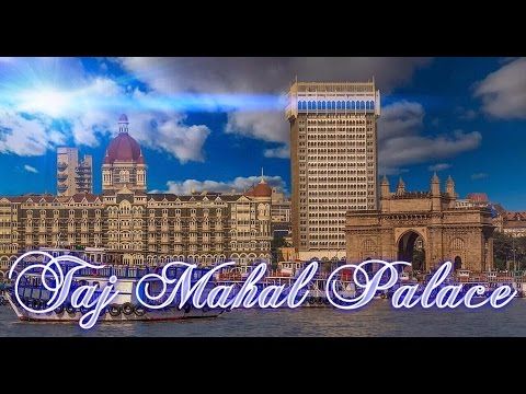 Índia Mumbai- Dentro do Luxuoso HOTEL TAJ MAHAL PALACE